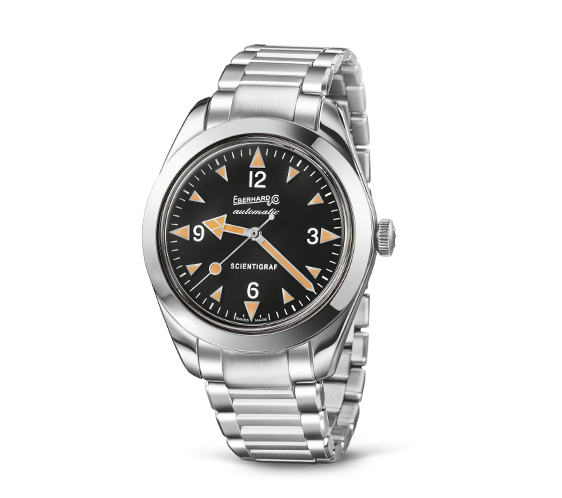 Orologio Eberhard Scentigraf acciaio Ref. 41043.02 - EBERHARD