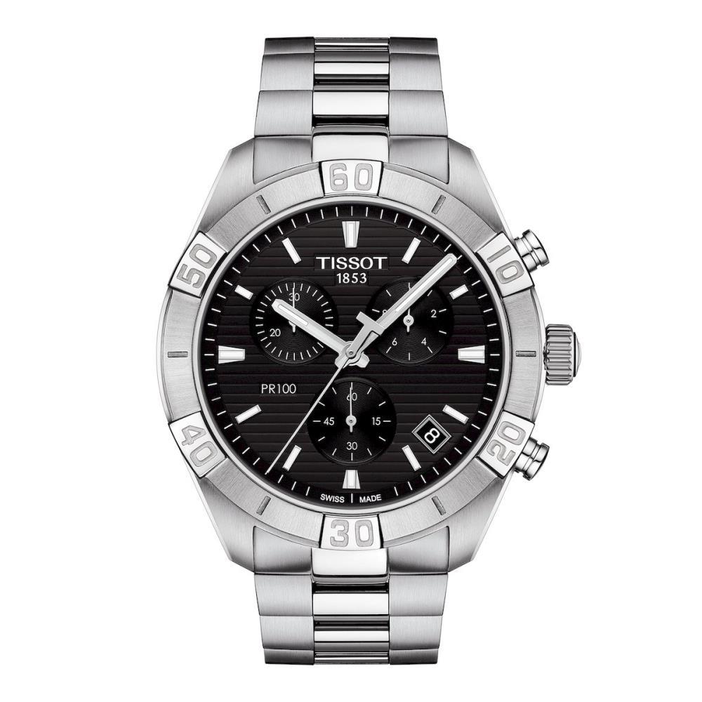 Orologio Tissot - Pr 100 Sport Gent Cronograph Ref. T1016171105100 - TISSOT