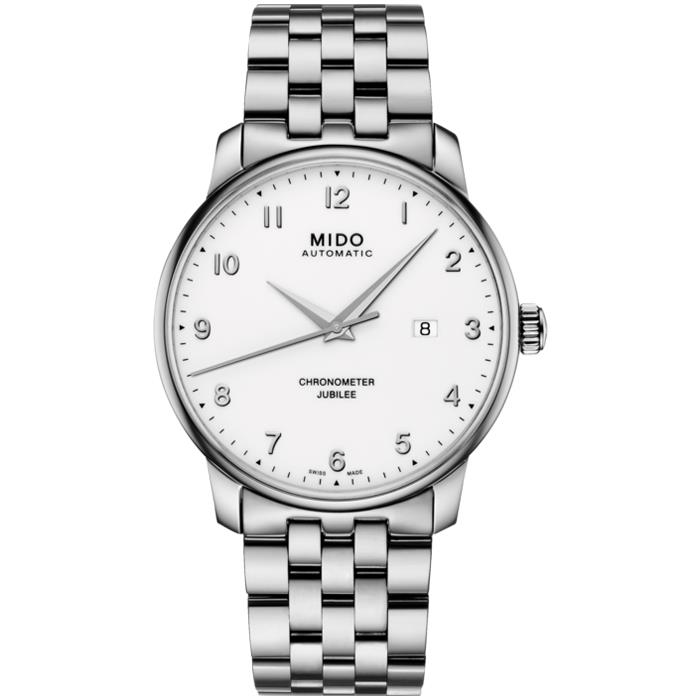Orologio Mido - Baroncelli Jubilée Ref. M0376081101200 - MIDO