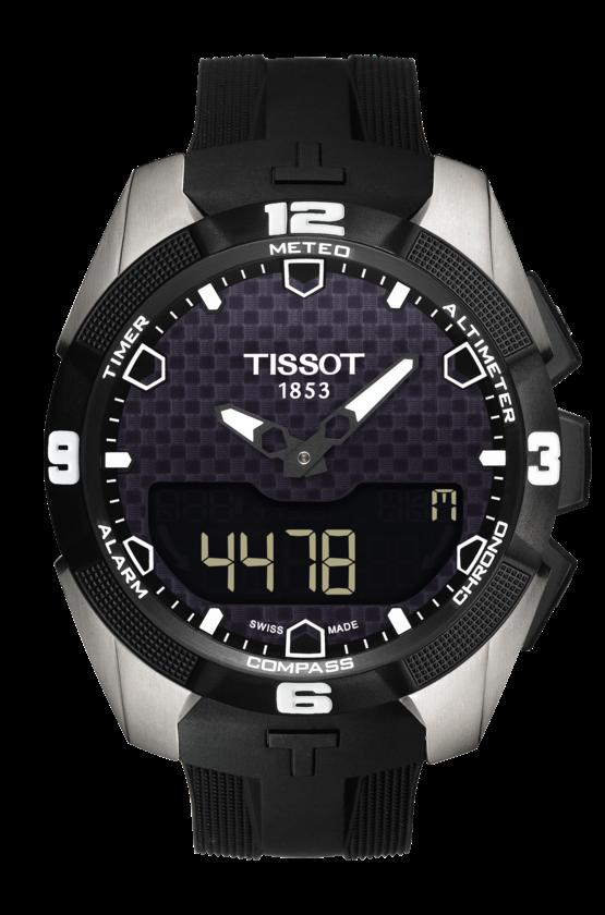 OROLOGIO TISSOT - T-TOUCH EXPERT SOLAR Ref. T0914204705100 - TISSOT