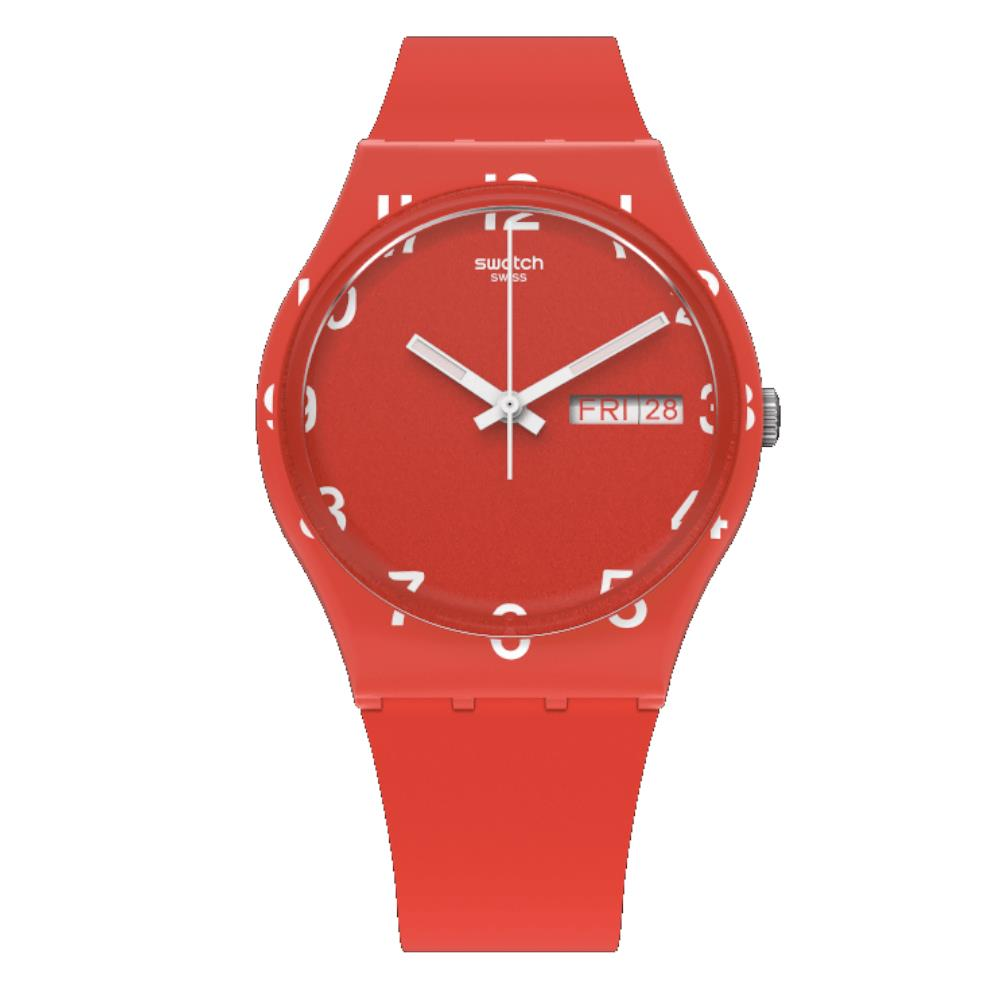 Orologio Swatch - Over Red Ref. GR713* - SWATCH