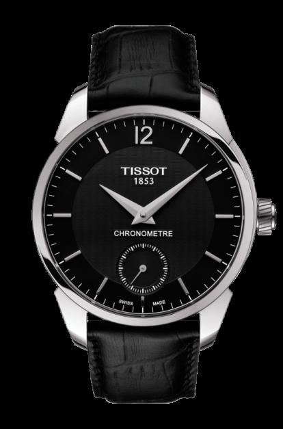 OROLOGIO TISSOT - T-COMPLICATION MECHANICAL COSC Ref. T0704061605700      - TISSOT