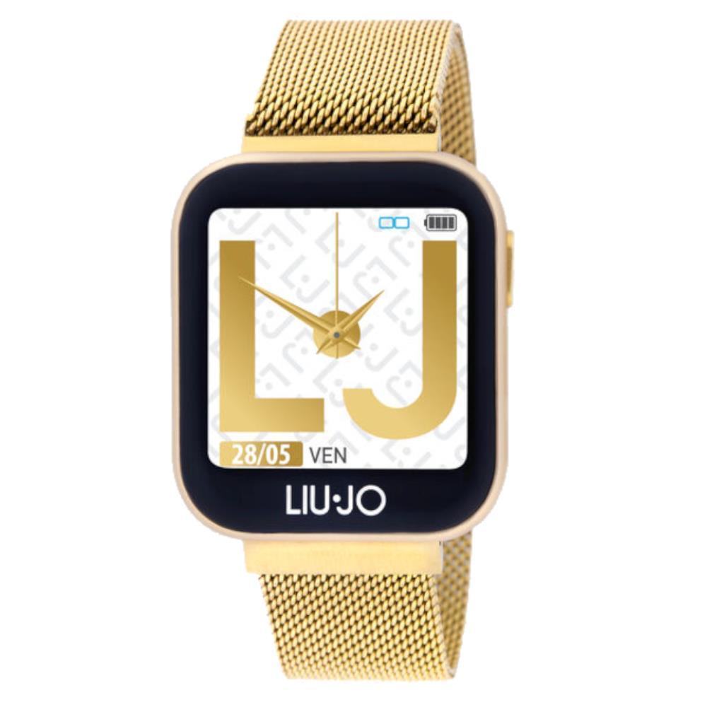 Smartwatch Liu Jo - Luxury Collection Gold Ref. SWLJ004 - LIU-JO