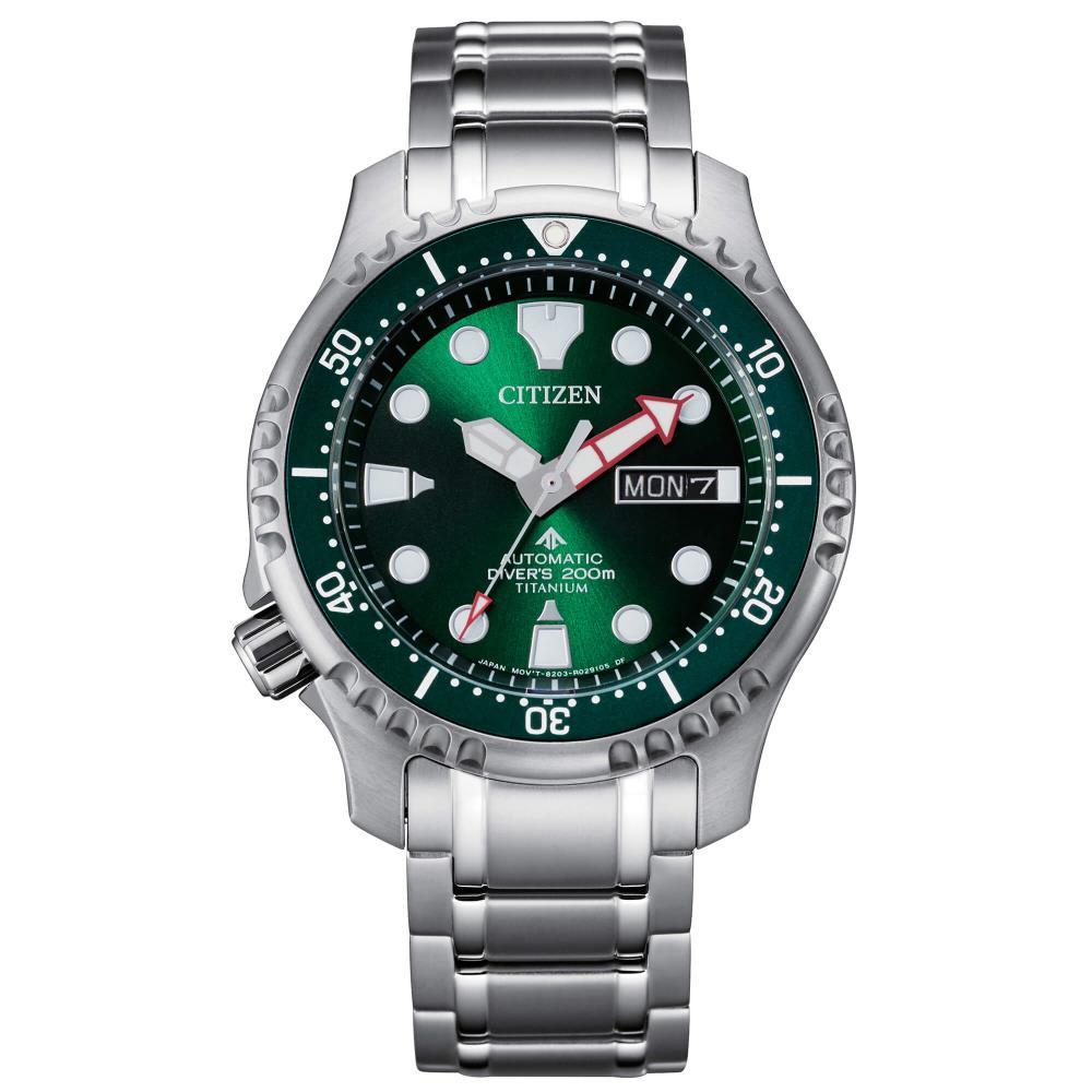 Orologio Citizen - Diver's Automatic 200 Super Titanio Ref. NY0100-50X - CITIZEN