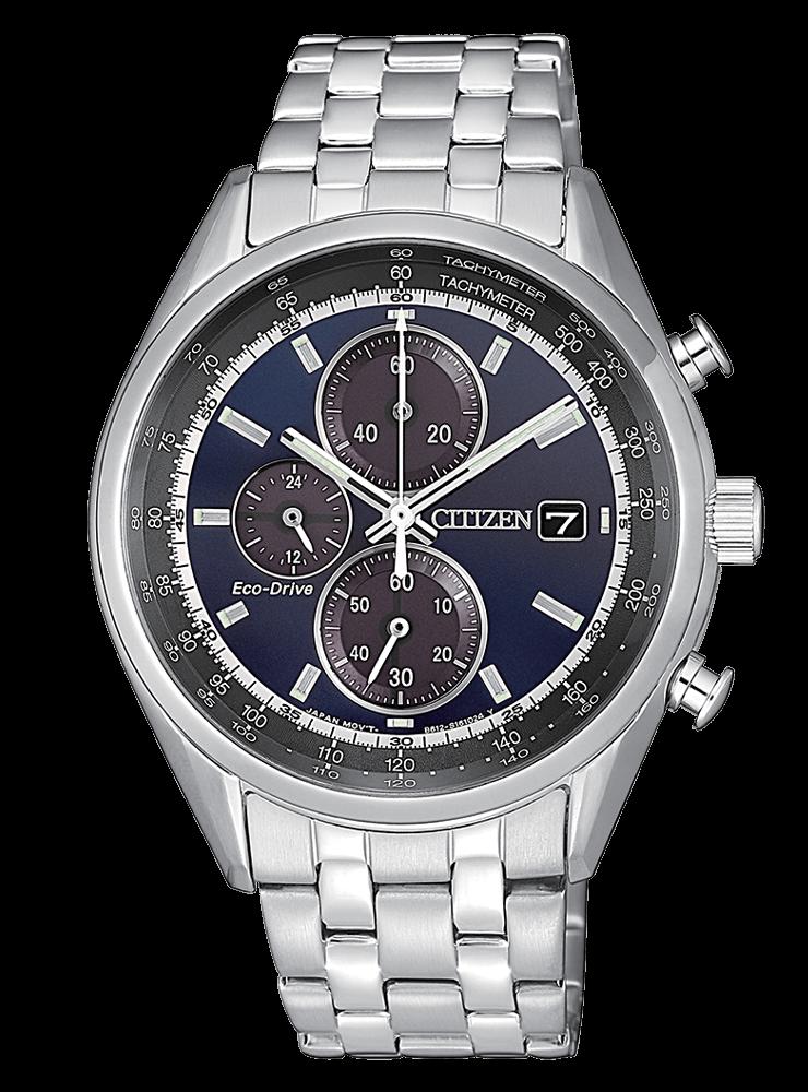 Orologio Citizen - Crono 0451 Eco Drive Ref. CA0451-89L - CITIZEN