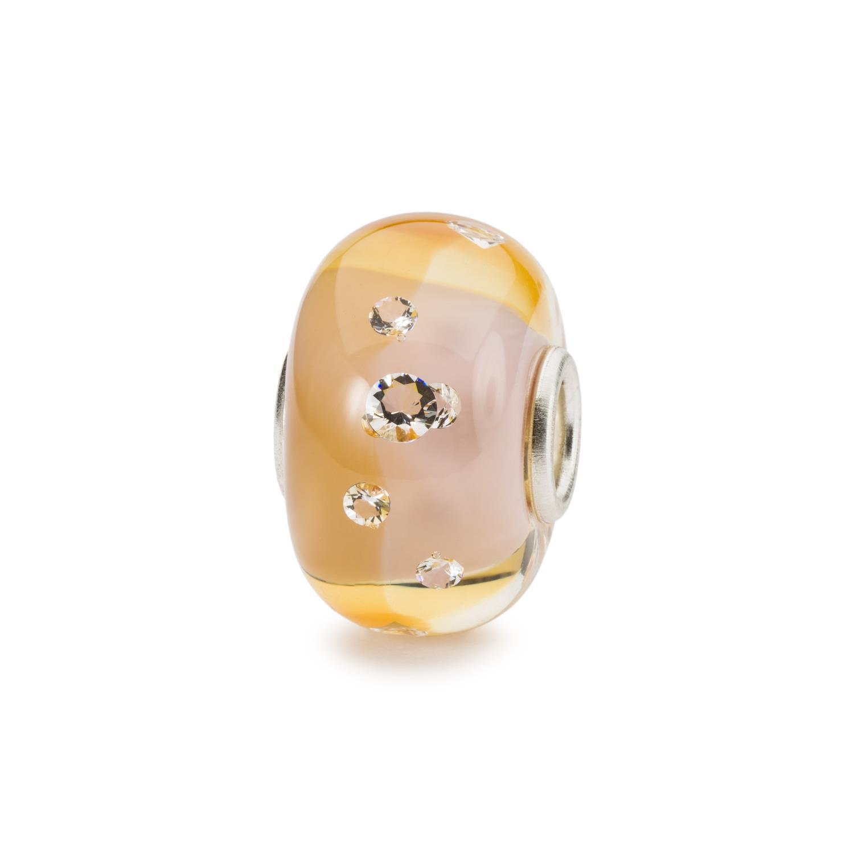 Trollbeads in Vetro - Diamante della Gioia Ref. TGLBE-00213 - TROLLBEADS