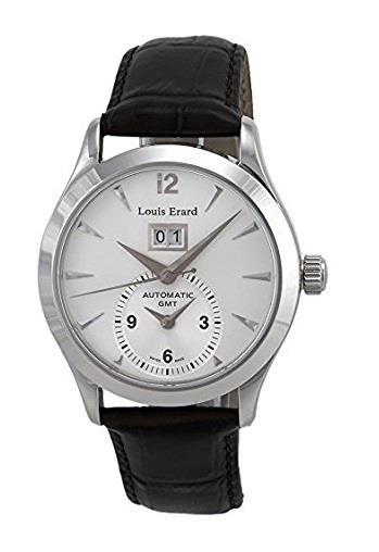 OROLOGIO LOUIS ERARD - GMT Ref. 82205 AA11 - L.ERARD