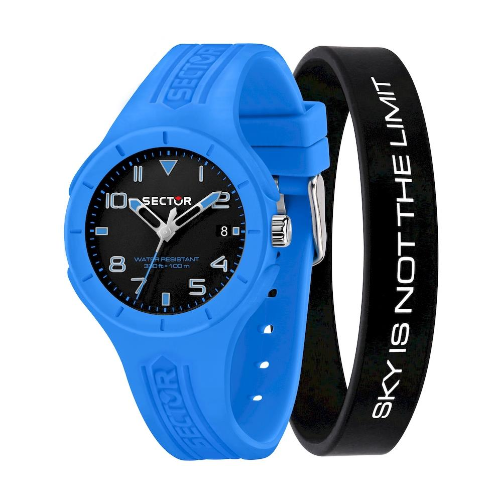 Set Sector - Orologio + Bracciale Speed Touch Ref. R3251514023 - SECTOR