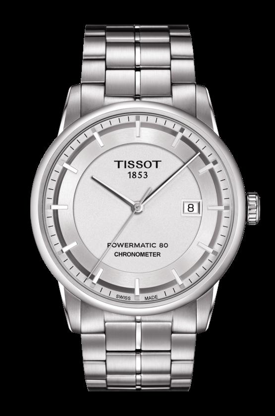 OROLOGIO TISSOT - LUXURY POWERMATIC 80 COSC Ref. T0864081103100 - TISSOT