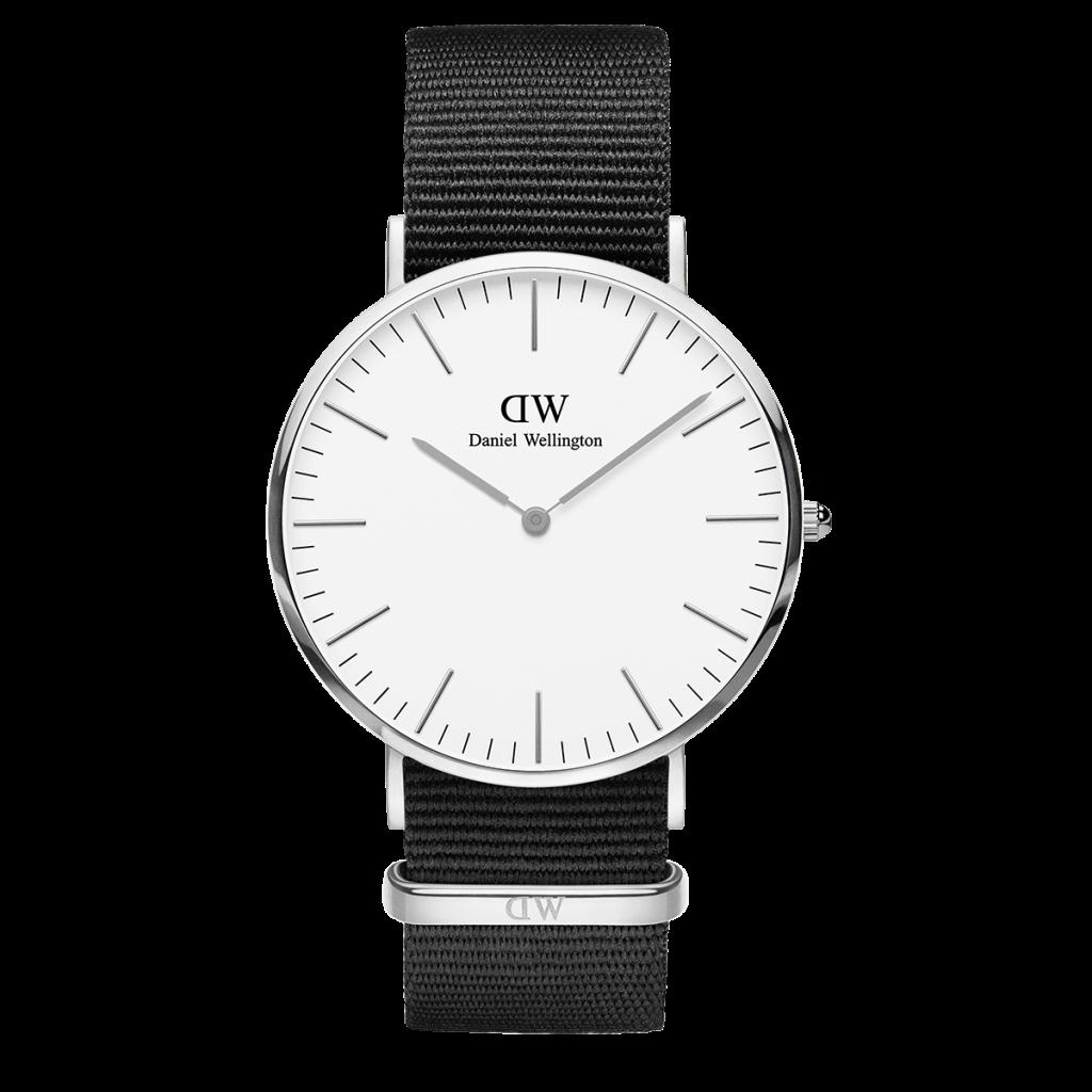OROLOGIO DANIEL WELLINGTON - CLASSIC CORNWALL Ref. DW00100258 - DANIEL WELLINGTON
