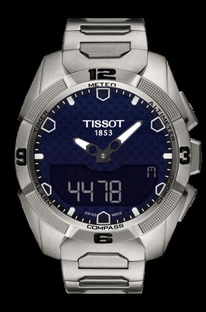 OROLOGIO TISSOT - T-TOUCH EXPERT SOLAR Ref. T0914204404100 - TISSOT
