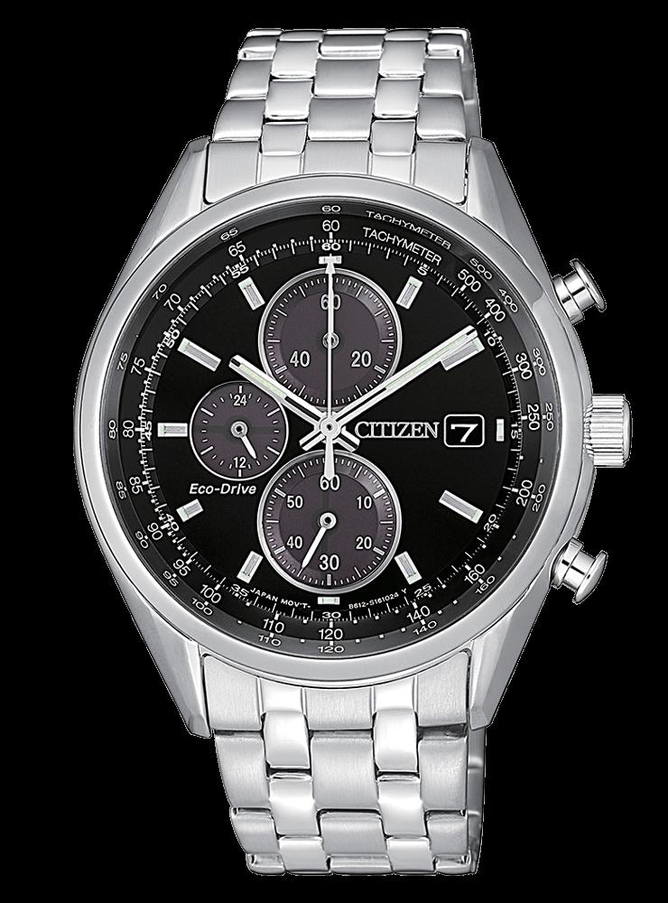 Orologio Citizen -  Crono 0451 Eco Drive Ref. CA0451-89E - CITIZEN