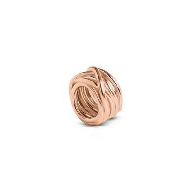 Anello Filodellavita Mini Collection, 13 Fili in Oro Rosa 9kt Ref. AN1005R - FILODELLAVITA