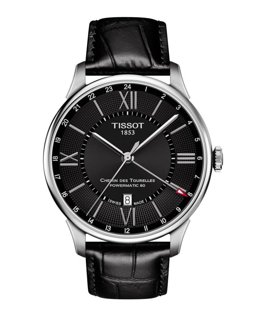 Orologio Tissot - Chemin des Tourelles Powermatic 80 Ref. T0994291605800 - TISSOT