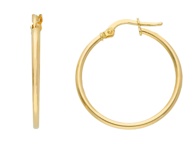 Orecchini cerchio in Oro Giallo cm 2  Ref. 219954 - BARTOCCINI G