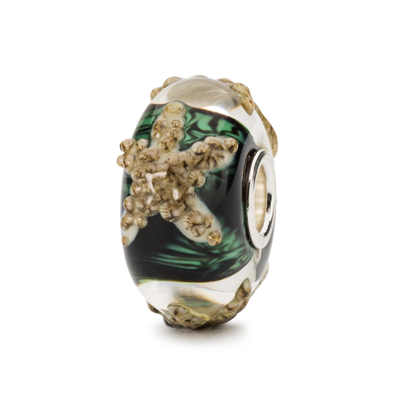 Trollbeads Bead in Vetro - Stella di Mare  Edizione Limitata Ref. TGLBE-20281 - TROLLBEADS