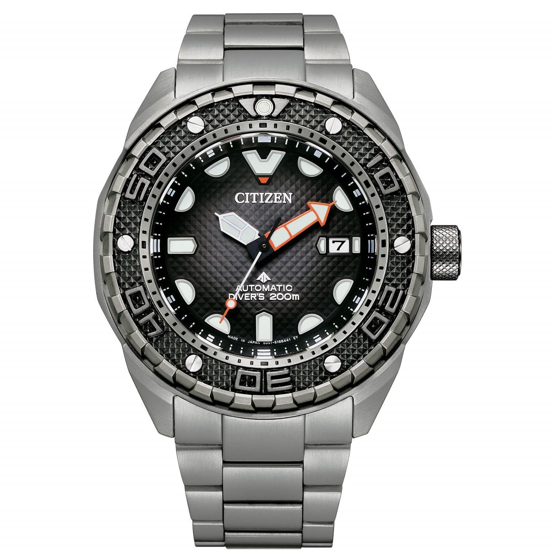 Orologio Citizen Diver's Automatic 200 mt Super Titanio Ref. NB6004-83E  - CITIZEN