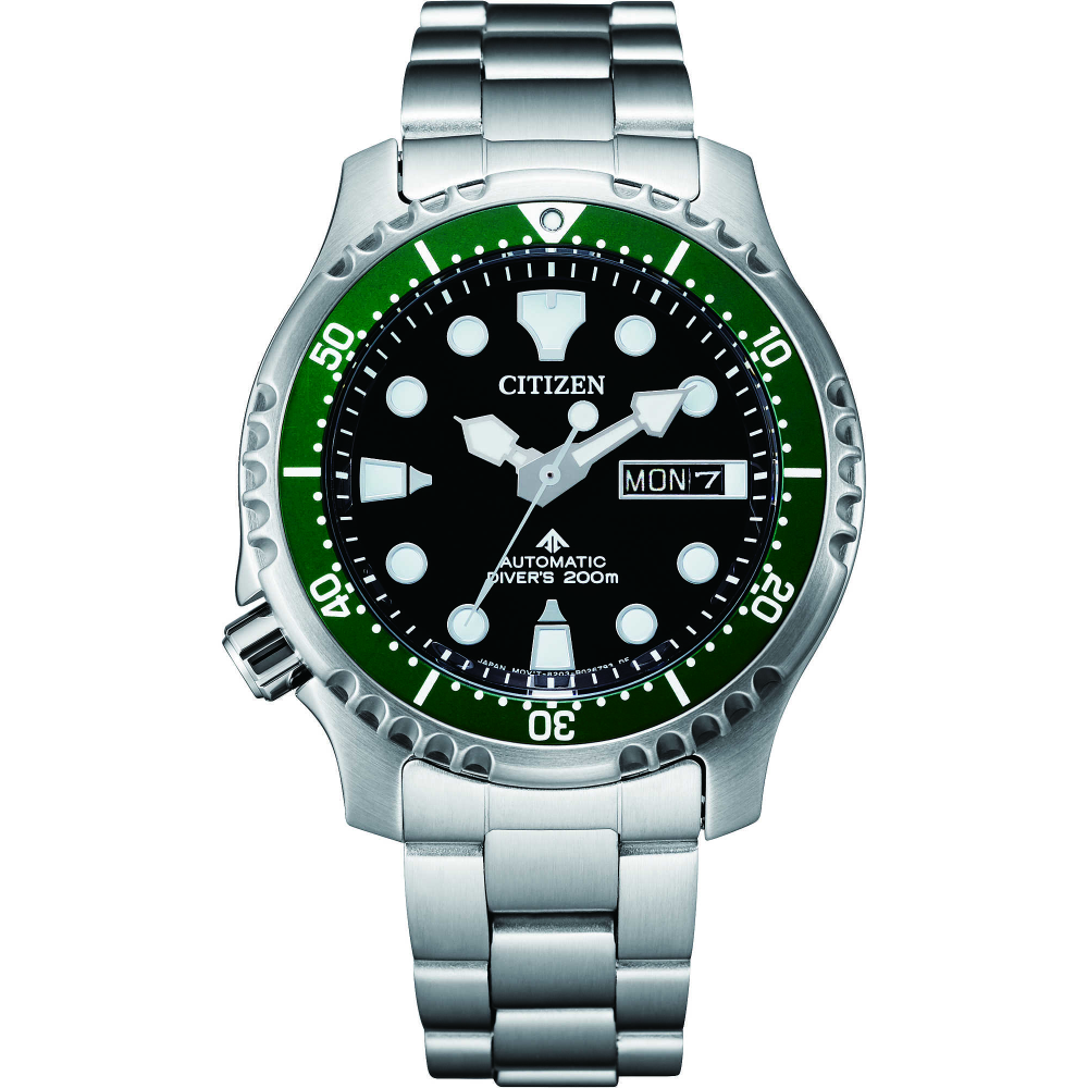 Orologio Citizen - Promaster Diver's 200 Ref. NY0084-89E - CITIZEN