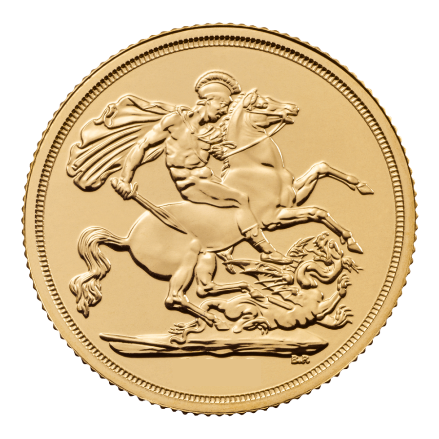 Sterlina d' Oro - investment gold - STERLINA