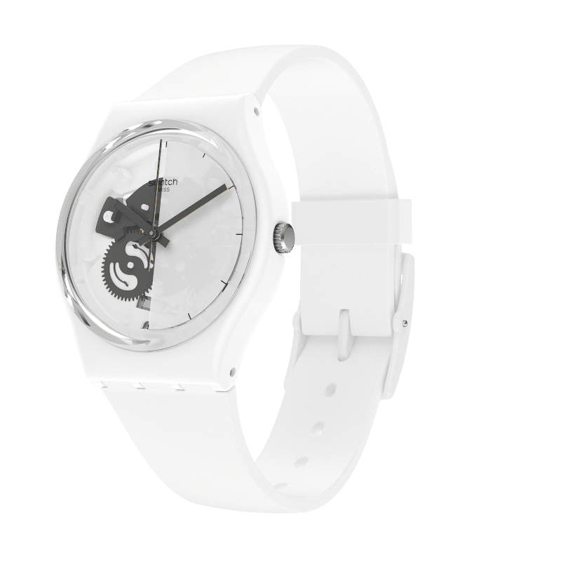 Orologio Swatch Live Time White Ref. SO31W101 - SWATCH