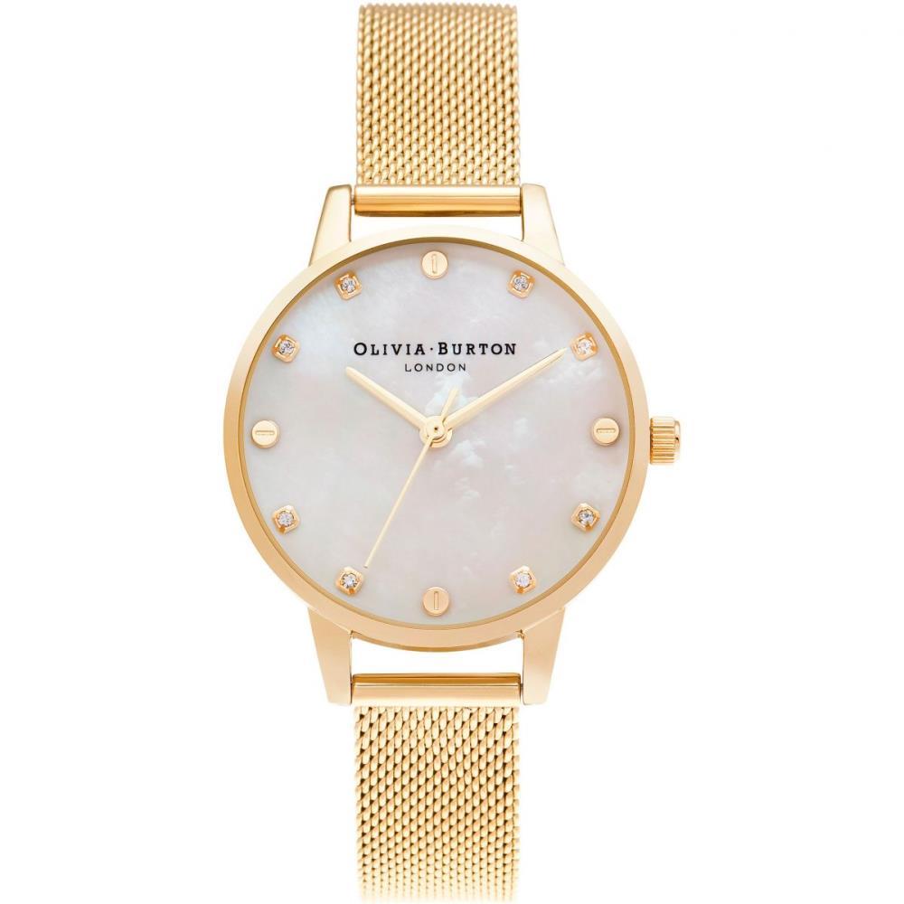 Orologio Olivia Burton - Midi Madreperla Oro Ref. OB16SE08 - OLIVIA BURTON