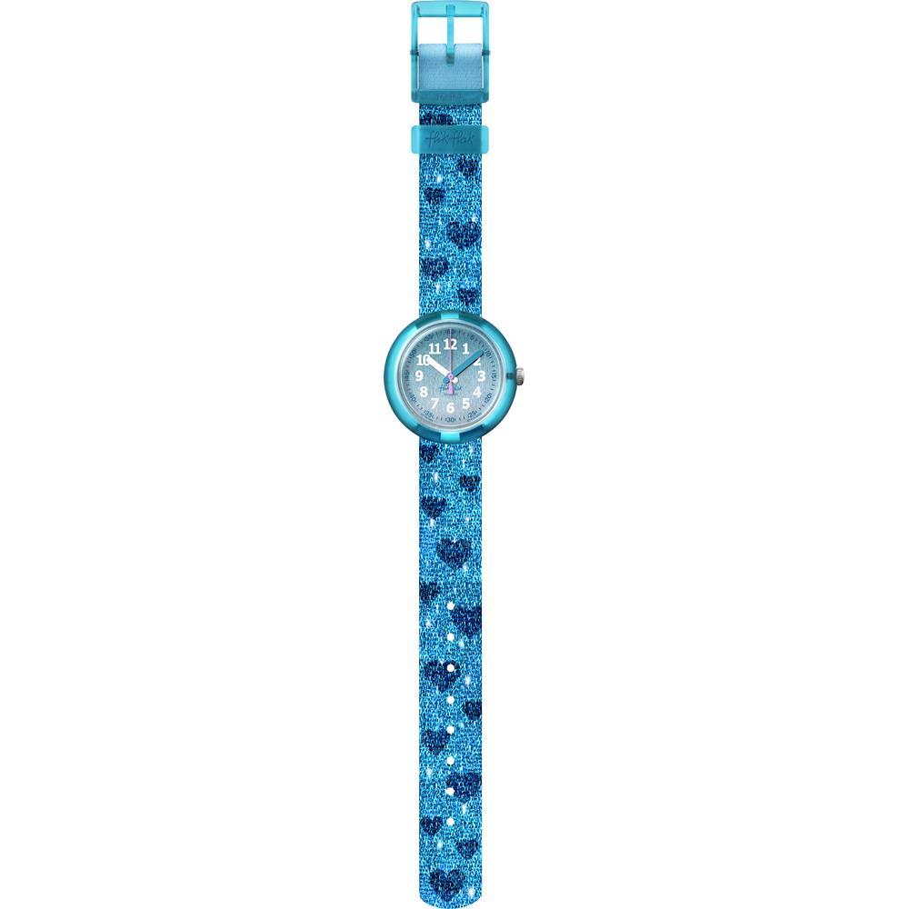 Orologio Flik Flak - Turquoise Sparkle Ref. FPNP064 - FLIK FLAK