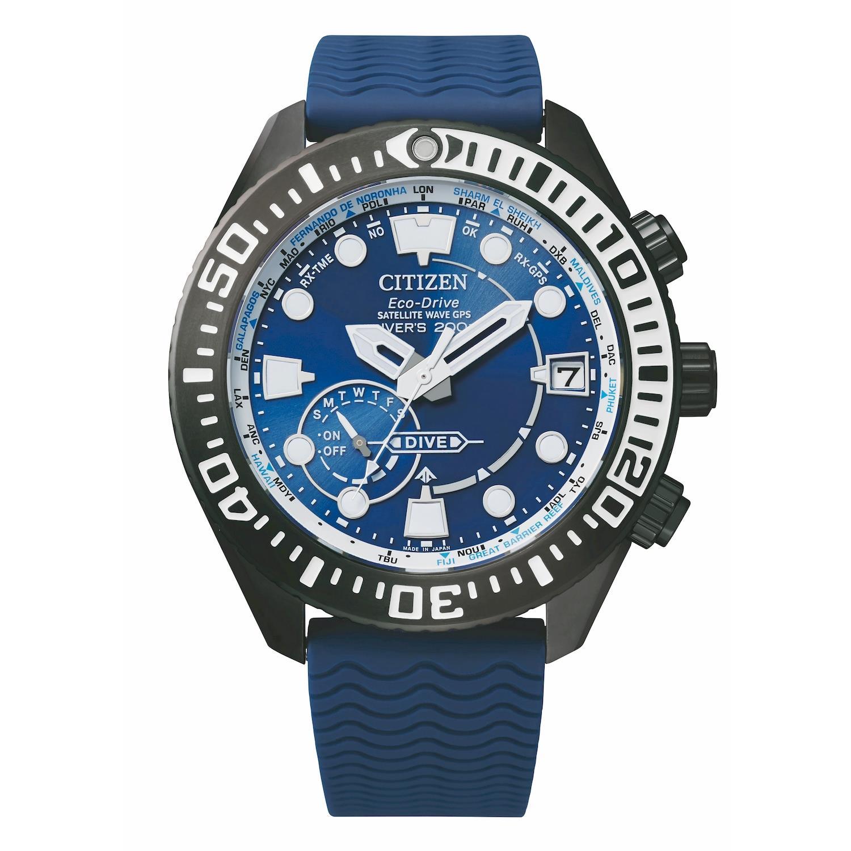 Orologio Citizen - Satellite Wave GPS Promaster Diver's Ref. CC5006-06L - CITIZEN