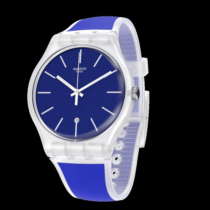 Orologio Swatch Blue Trip Ref. SO29K400 - SWATCH