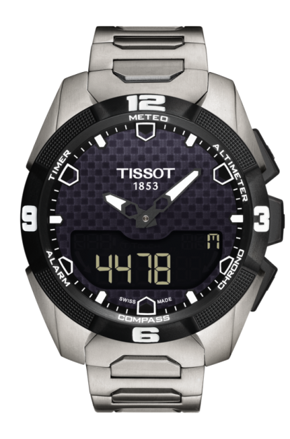 OROLOGIO TISSOT - T-TOUCH EXPERT SOLAR Ref. T0914204405100 - TISSOT