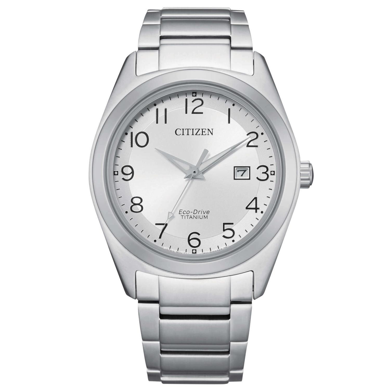 Orologio Citizen Uomo Super Titanio 1640 Bianco Ref. AW1640-83A - CITIZEN