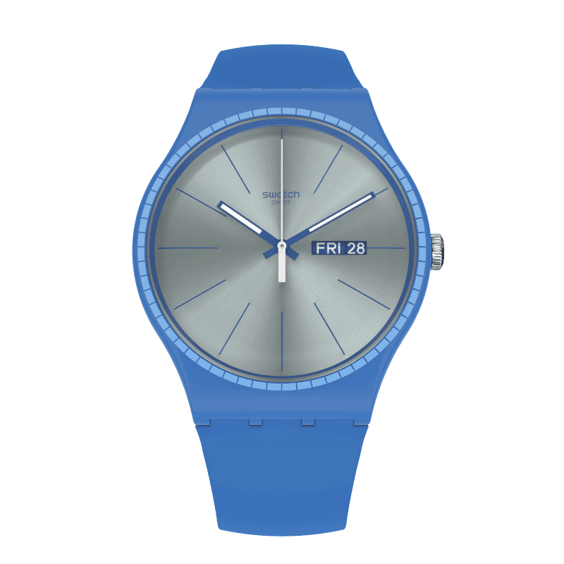 Orologio Swatch - Blue Rails Ref. SUON714 - SWATCH