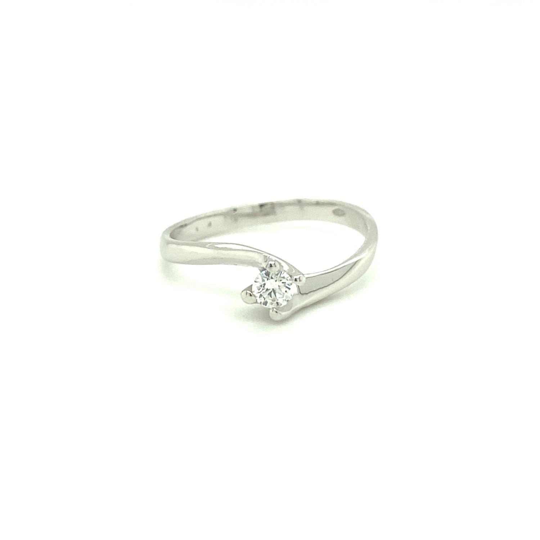 Anello Solitario Valentine Ref. 0061954 - FIDELA
