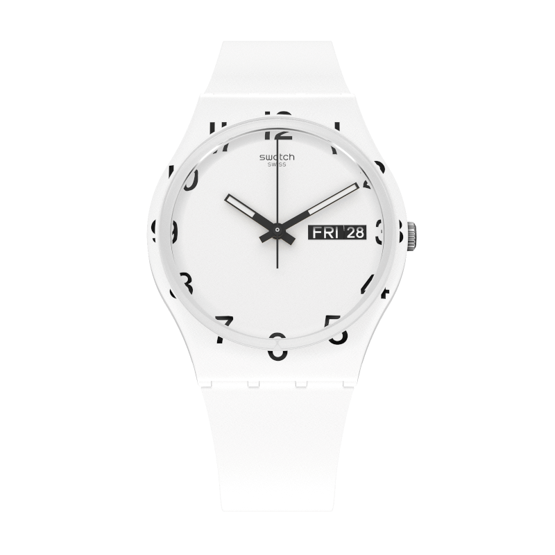 Orologio Swatch - Over White Ref. GW716* - SWATCH