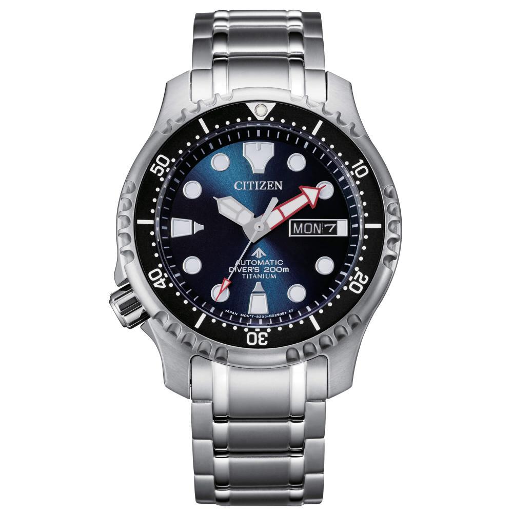 Orologio Citizen - Promaster Diver's 200 Super Titanio Ref. NY0100-50M - CITIZEN