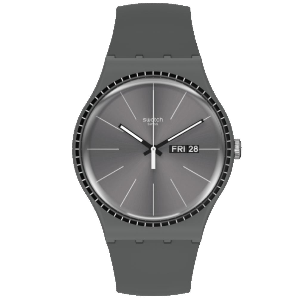 Orologio Swatch - Grey Rails Ref. SUOM709 - SWATCH