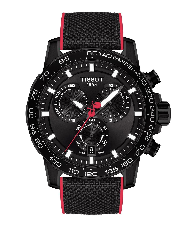 Orologio Tissot - Supersport Chrono Giro D'Italia 2021 Ref. T1256173705100 - TISSOT
