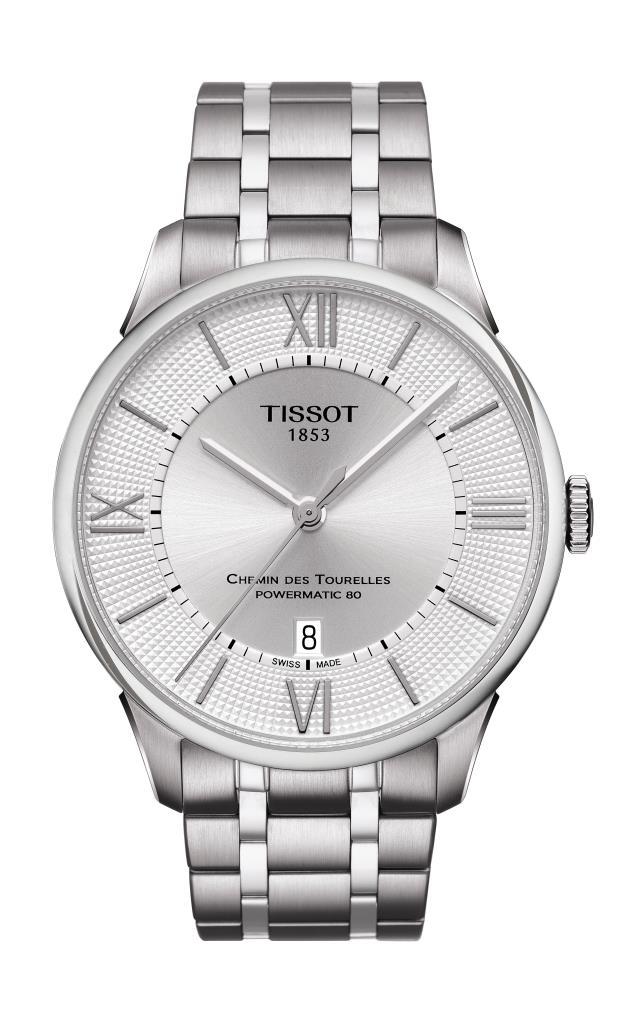 Orologio Tissot - Chemin Des TourellesPowermatic 80 Ref. T0994071103800 - TISSOT