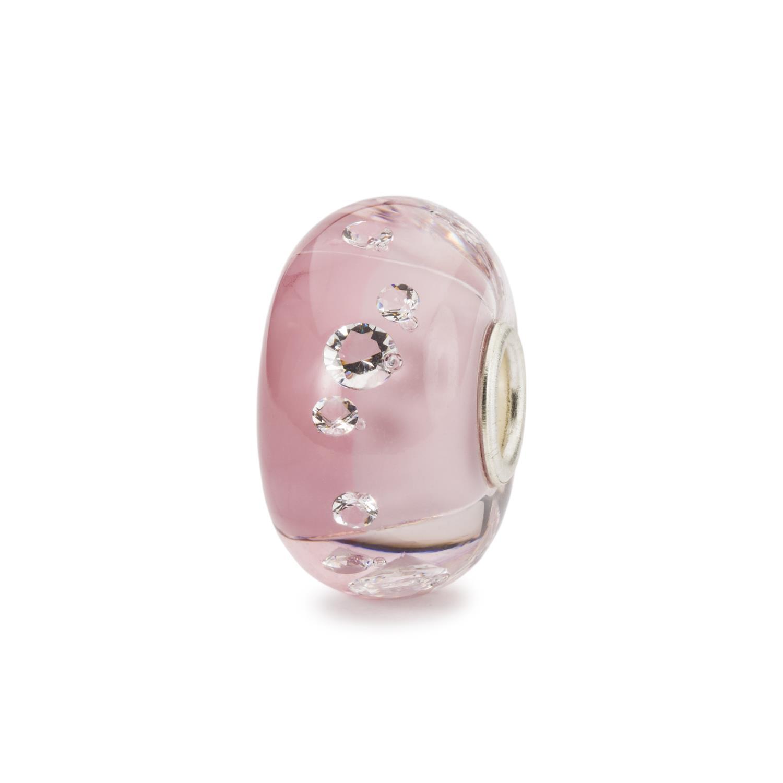 Trollbeads in Vetro - Diamante del Romanticismo Ref. TGLBE-00212 - TROLLBEADS