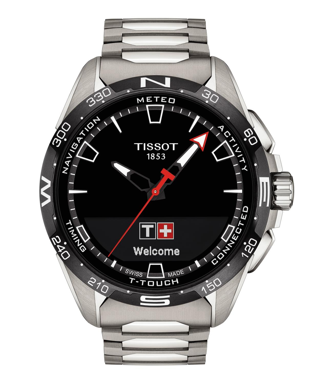 Orologio Tissot - T-Touch Connect Solar Ref. T1214204405100 - TISSOT