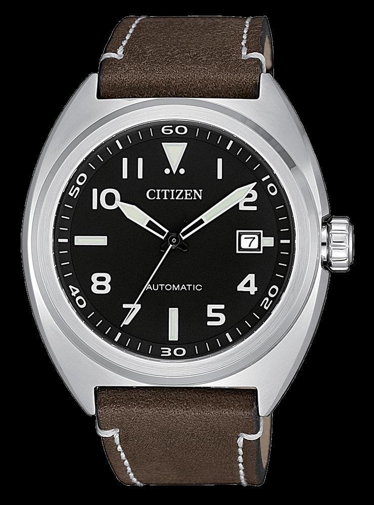 Orologio Citizen - Urban Automatico Ref. NJ0100-11E - CITIZEN