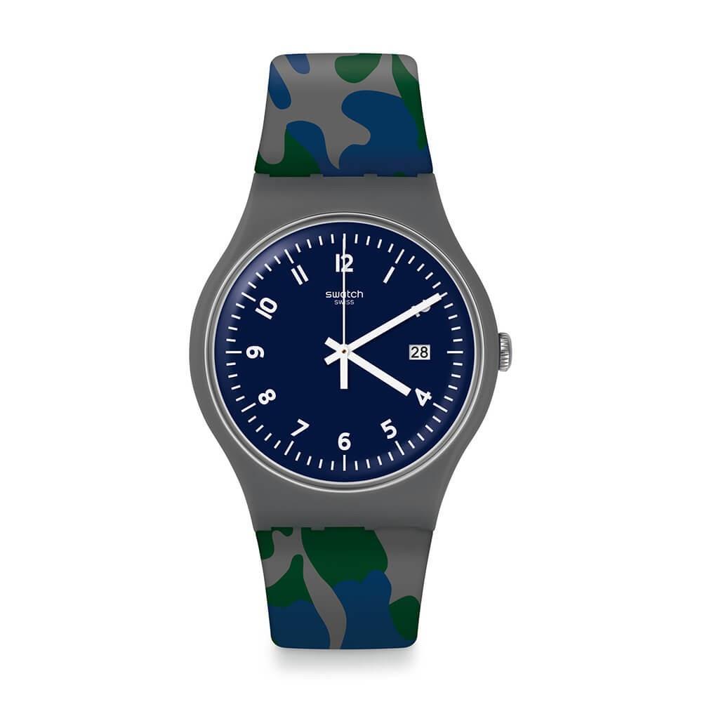 Orologio Swatch - Camougreen Ref. SUOM400 - SWATCH