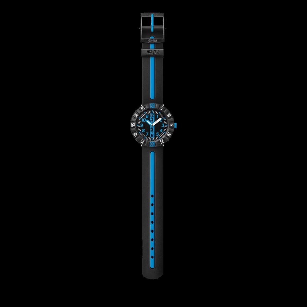Orologio Flik Flak - Blue Ahead Ref. FCSP031 - FLIK FLAK