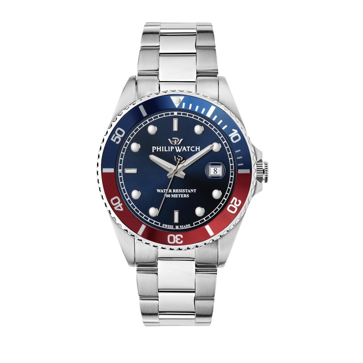 Orologio Philip Watch - Caribe Ref. R8253597052 - PHILIP WATCH