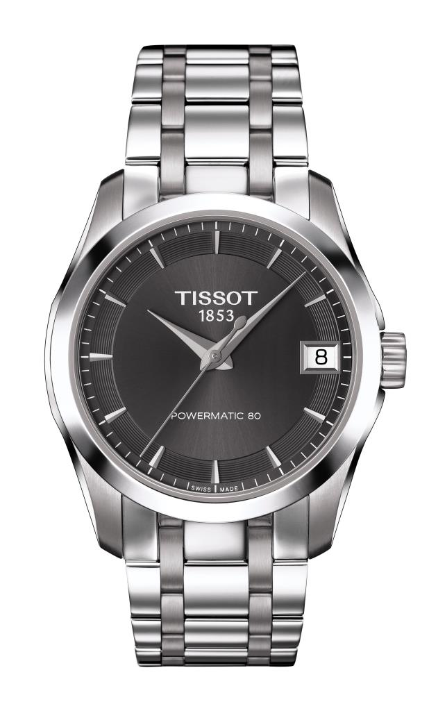 Orologio Tissot - Couturier Powermatic 80 Lady Ref. T0352071106100 - TISSOT