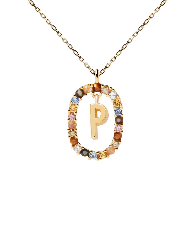 Collana PDPaola Lettera P Ref. CO01-275-U - PDP