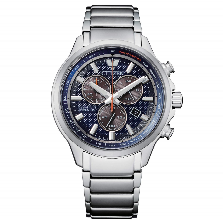 Orologio Citizen - Crono Super Titanio Ref. AT2470-85L - CITIZEN