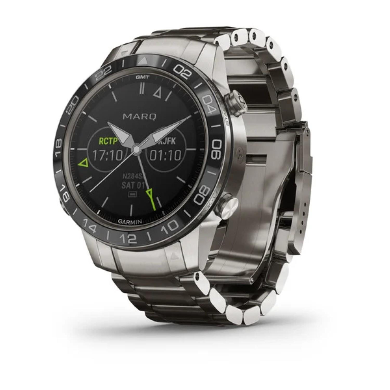 Orologio Garmin MARQ® Aviator Ref. 010-02006-04 - GARMIN