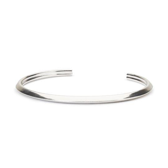 Trollbeads Bead in Argento - Bangle a Cuore S Ref. TAGBA-00018 - TROLLBEADS