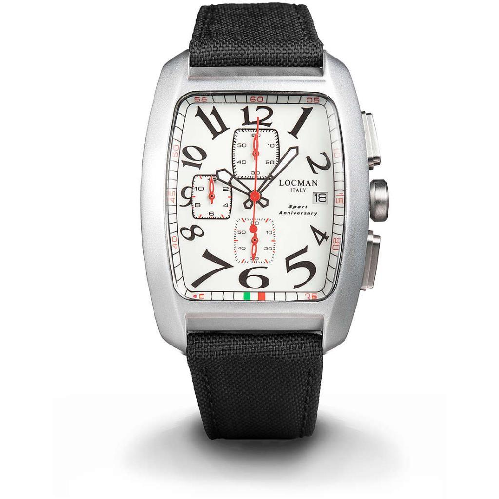 Orologio Locman - Sport Anniversary Crono Ref. 0470L05S-LLAVRDCK - LOCMAN