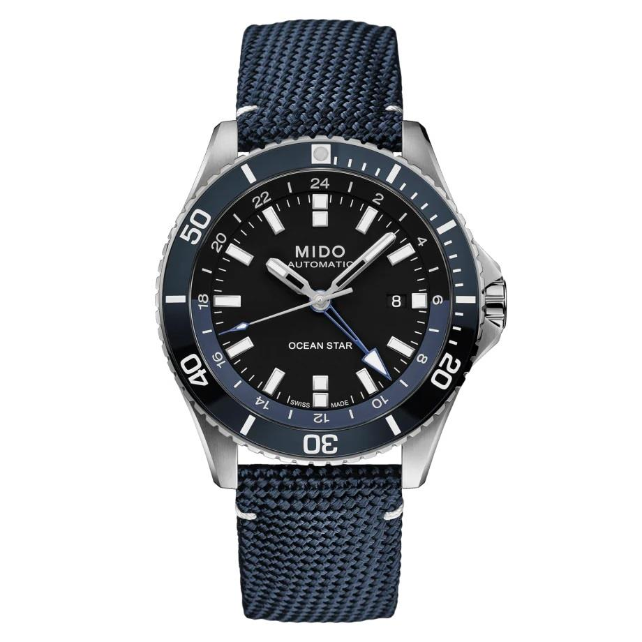 MIDO OCEAN STAR GMT M0266291705100 - MIDO